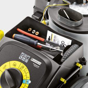 Karcher HDS Lockable Compartment