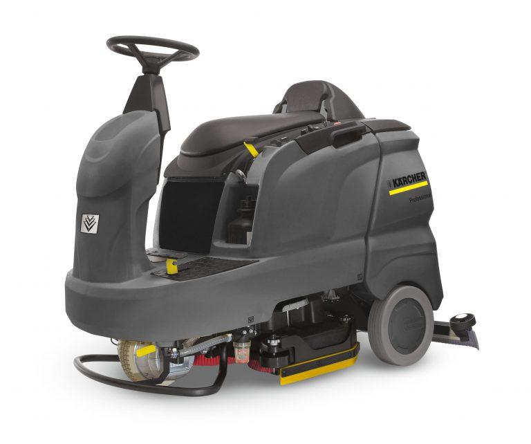 Karcher B 90 R Adv Dose (Battery) Ride on Floor Scrubber Drier