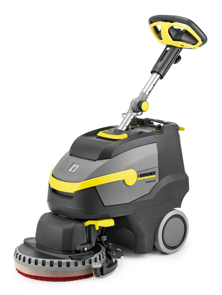 Karcher BD 38/12 C Bp (Battery) Floor Scrubber Dryer