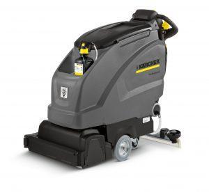 Karcher B 40 W Bp (Roller Brush) (Battery) Floor Scrubber Drier