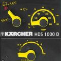 Gallery of Karcher HDS 1000 BE (Petrol) Engine Driven Hot Water Pressure Washer