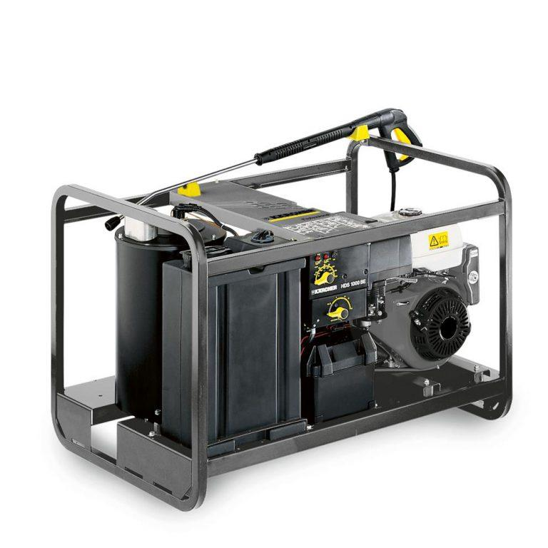 Karcher HDS 1000 DE (Diesel) Engine Driven Hot Water Pressure Washer