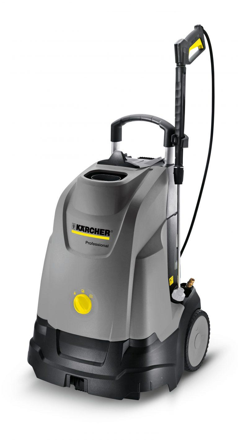 Karcher HDS 5/11 U (240v) Upright Hot Water Pressure Washer