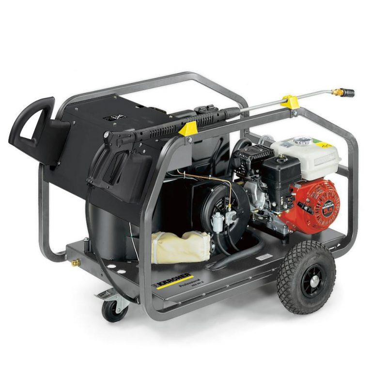 Karcher HDS 801 B (Petrol) Engine Driven Hot Water Pressure Washer