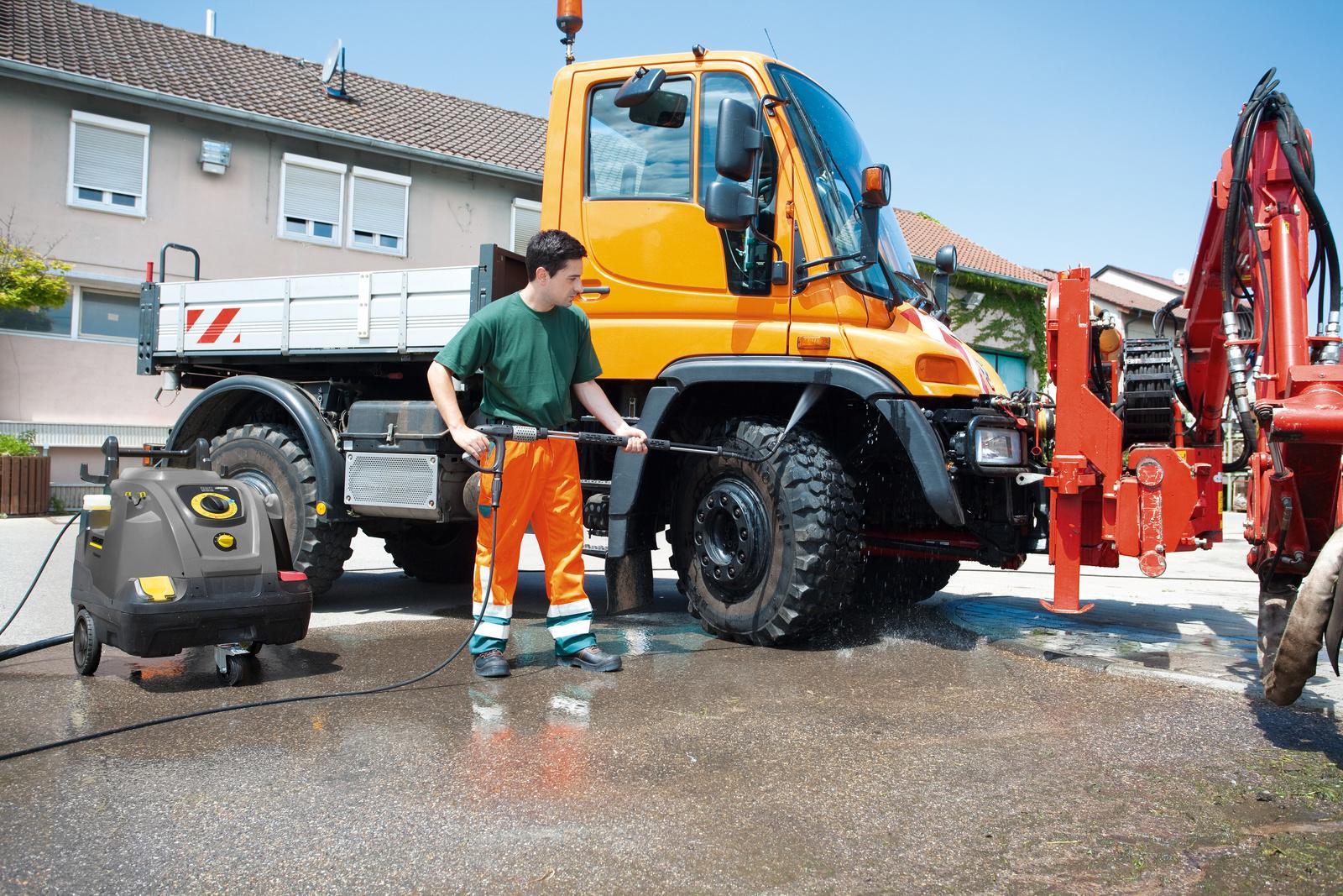 Karcher Hds 6 12 C 240v Hot Water Pressure Washer