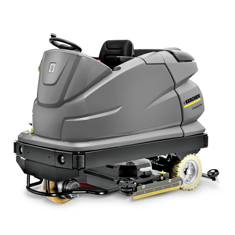Karcher B 250 R  (Battery) Ride on Floor Scrubber Drier