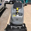 Gallery of Ex-Hire Karcher B 120 W Bp (Disc Brush) (Battery) Floor Scrubber Dryer