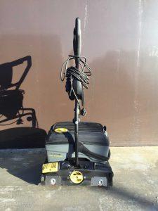 Ex-Hire Karcher BR 40/10 C Adv (240v) Floor Scrubber Drier