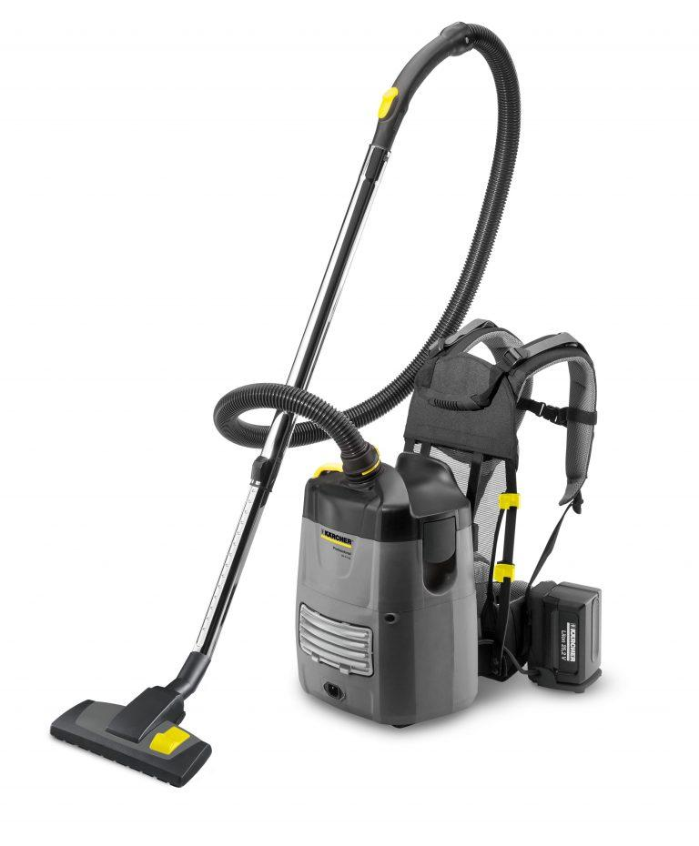 Karcher BV 5/1 (240v) Dry Back Pack Vacuum Cleaner