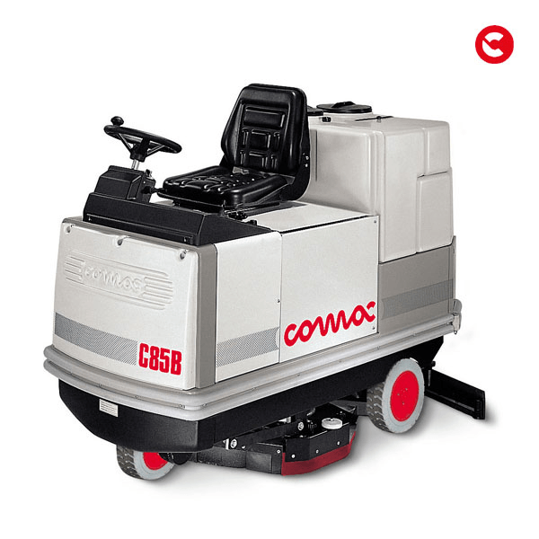 Comac C85B (Battery) Ride on Floor Scrubber Drier