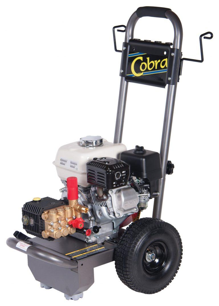 Cobra CT12150 PHR (Petrol) Engine Driven Cold Water Pressure Washer