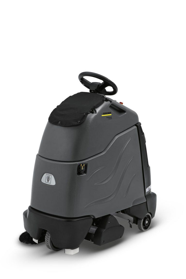 Karcher CV 60/2 RS (Battery) Dry Step on Vacuum Cleaner