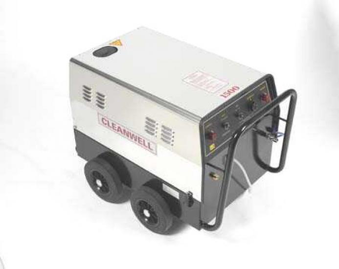 Cleanwell SS 12100 (240v) Hot Water Pressure Washer