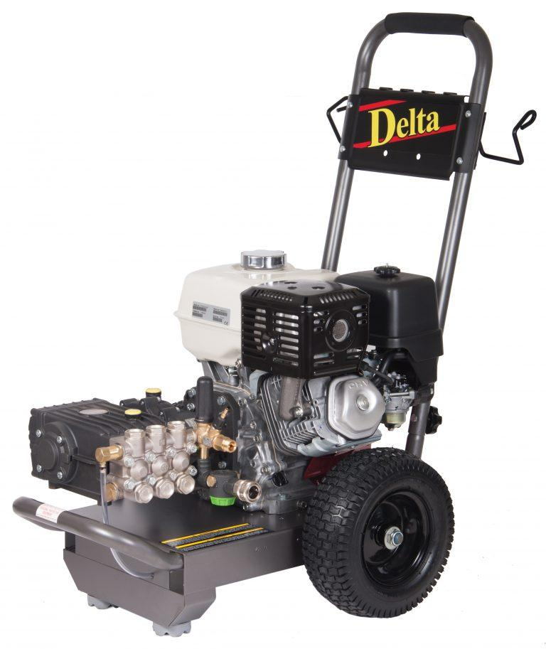 Delta DT15200 PHR (Petrol) Engine Driven Cold Water Pressure Washer