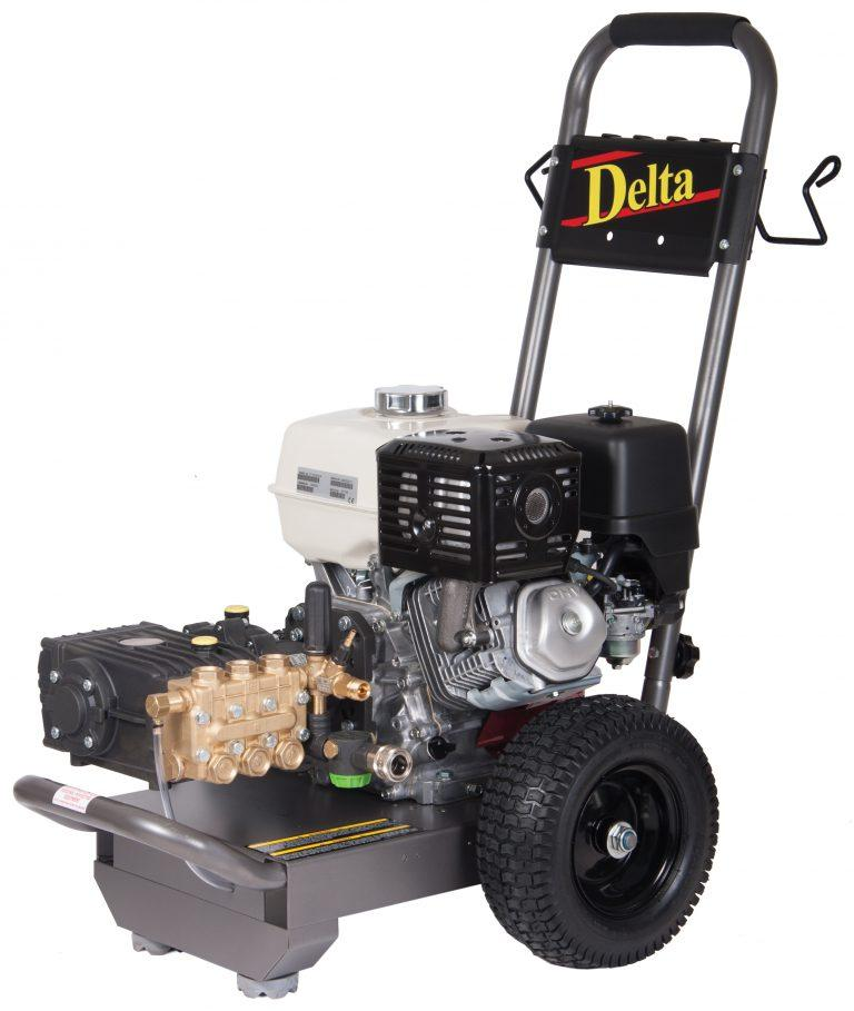 Delta DT15250 PHR (Petrol) Engine Driven Cold Water Pressure Washer