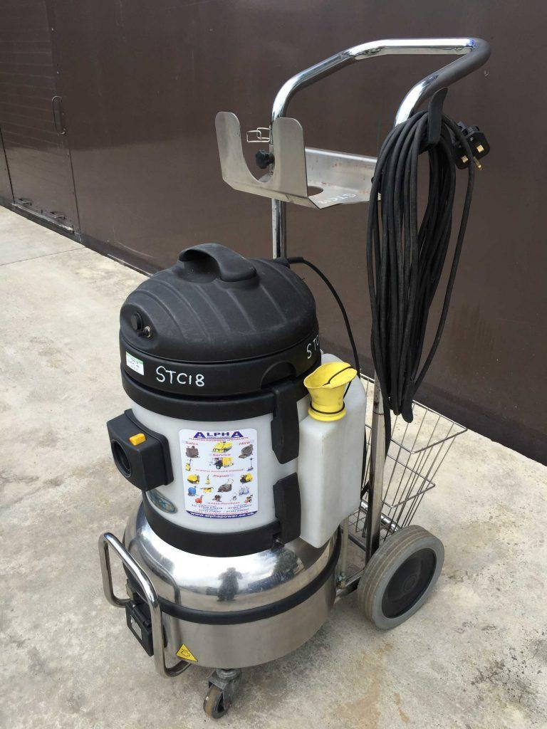 Ex-Hire Duplex Jet-Vac Ultima Vacuum Steam Cleaner