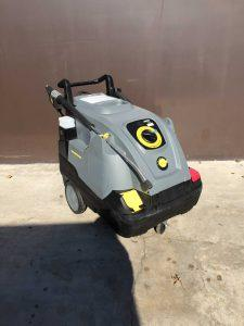 Ex-Hire Karcher HDS 6/12 C (240v) Hot Water Pressure Washer