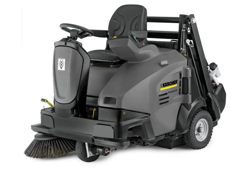 Karcher KM 105/110 R D (Diesel) Ride on Floor Sweeper