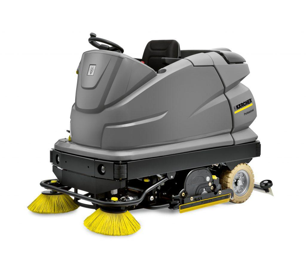 Karcher B 250 R Disc Brush