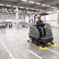Gallery of Karcher B 250 R  (Battery) Ride on Floor Scrubber Drier