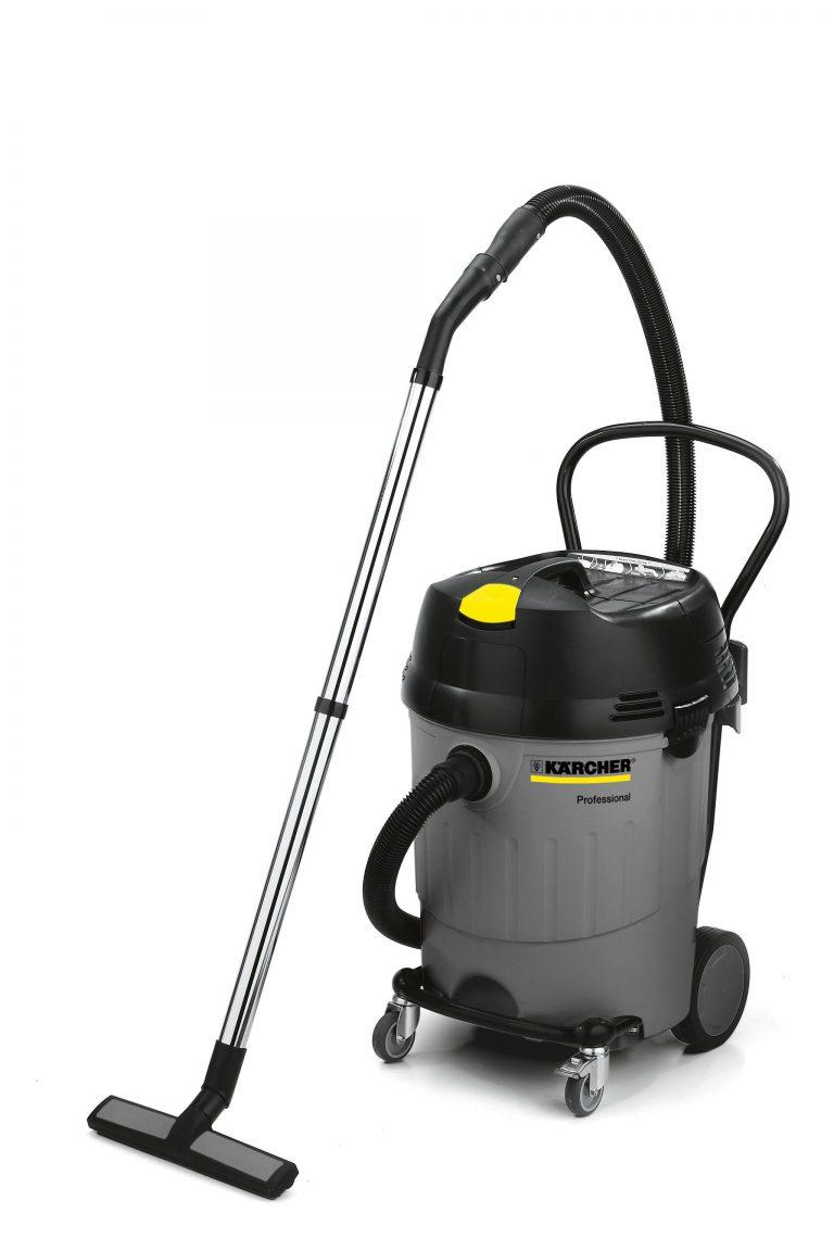 Karcher NT 65/2 Eco (110v) Wet & Dry Vacuum Cleaner