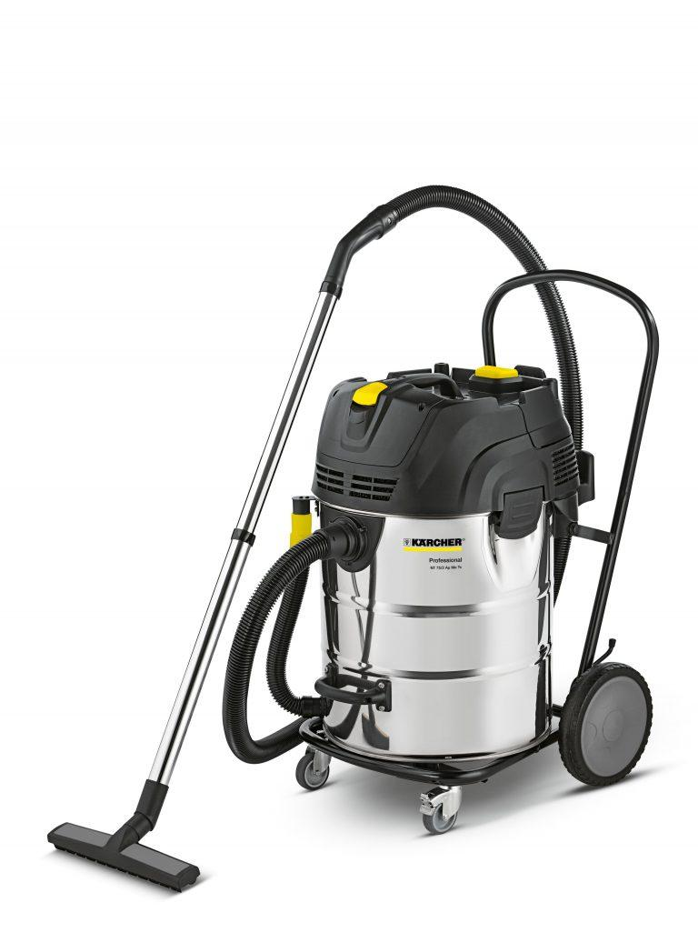 Karcher NT 75/2 Ap Me Tc (240v) Wet & Dry Vacuum Cleaner