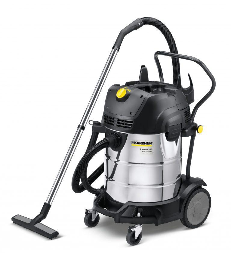 Karcher NT 75/2 Tact Me (240v) Wet & Dry Vacuum Cleaner