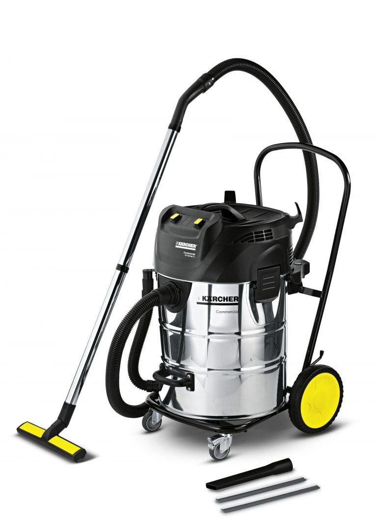 Karcher NT 70/2 Me Tc (240v) Wet & Dry Vacuum Cleaner
