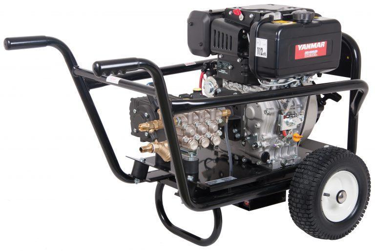 Rapier RT21170 DYE (Diesel) Engine Driven Cold Water Pressure Washer
