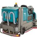 Gallery of Tennant M20 (LPG / Diesel) Ride on Combination Floor Scrubber Drier
