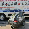 Gallery of Ex-Hire Karcher HDS 6/12 C Hot Water Pressure Washer