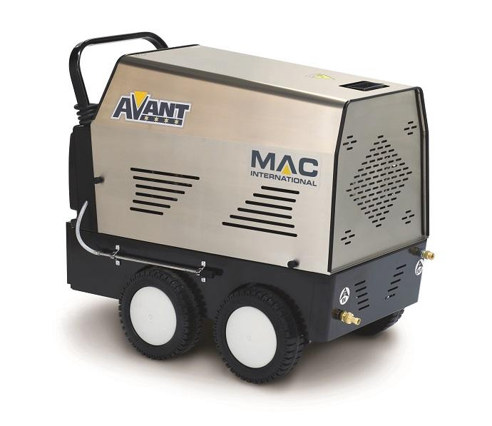 MAC Avant 21/200 (415v) Hot Water Pressure Washer