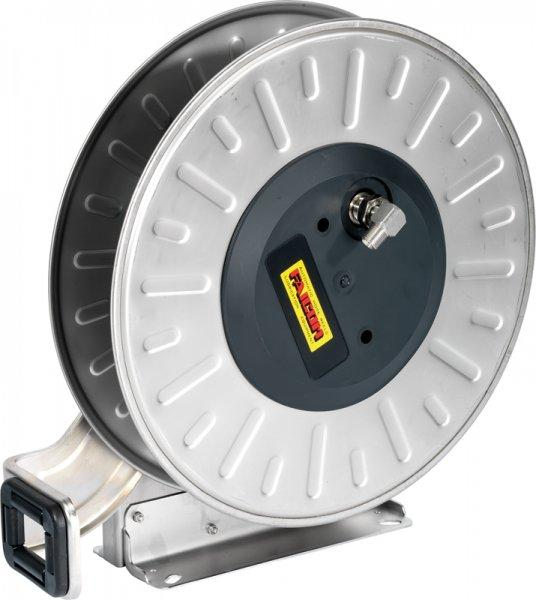20m Fully Retractable Stainless Steel Hose Reel