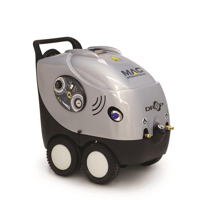 MAC Drop Pro 11/100 (240v) Hot Water Pressure Washer