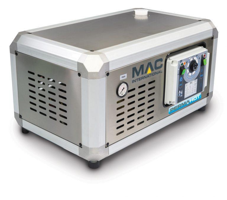 MAC Permahot Static 6/150 (415v) Hot Water Pressure Washer