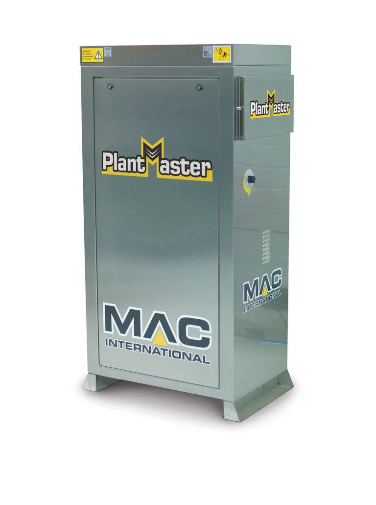 MAC Plantmaster S.S 12/100 (240v) Hot Water Pressure Washer