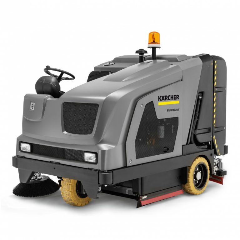 Karcher B 300 R I (LPG) Combination Ride-on Floor Scrubber Dryer & Sweeper
