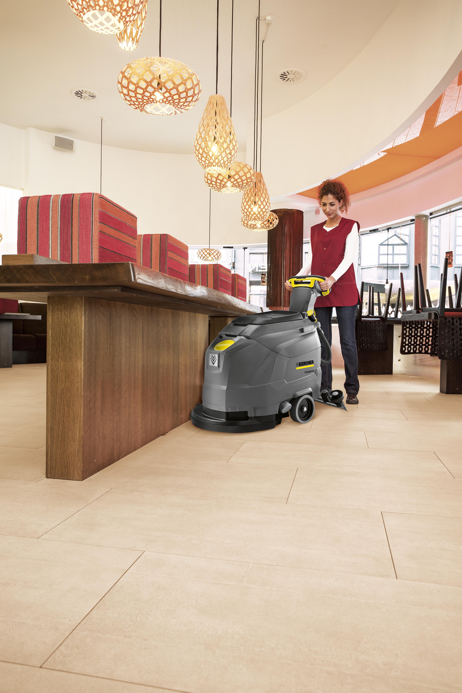 Karcher Bd 43 35 C Ep 240v Floor Scrubber Dryer Hire