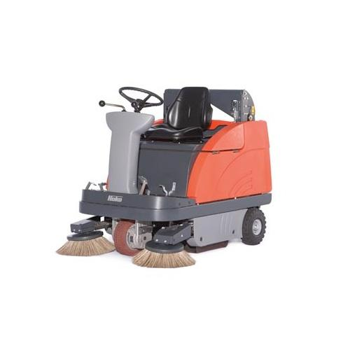Hako Sweepmaster 980 R (Battery) Ride on Floor Sweeper