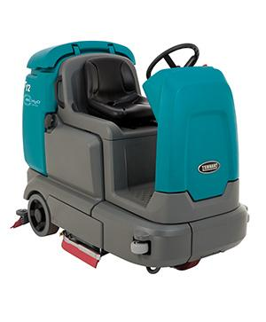 Tennant T12 (Battery) Ride on Floor Scrubber Drier