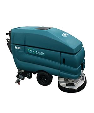 Tennant 5680 (Battery) Walk Behind Floor Scrubber Dryer