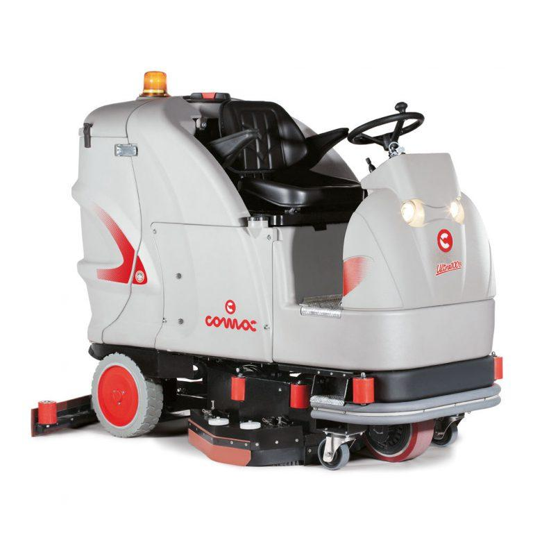 Comac Ultra 100B (Battery) Ride on Floor Scrubber Drier