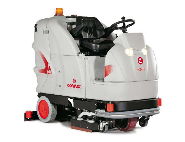 Comac Ultra 85B (Battery) Ride on Floor Scrubber Drier