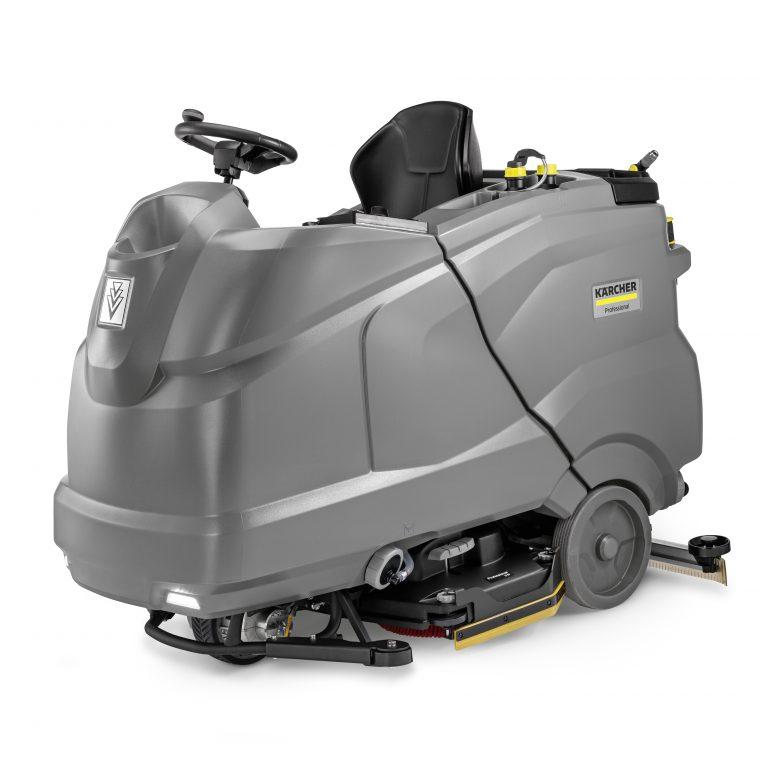 Karcher B 200 R (Battery) Ride-on Floor Scrubber Dryer