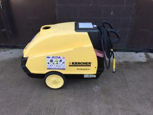 Ex-Hire Karcher HDS 645-4M (240v) Hot Water Pressure Washer