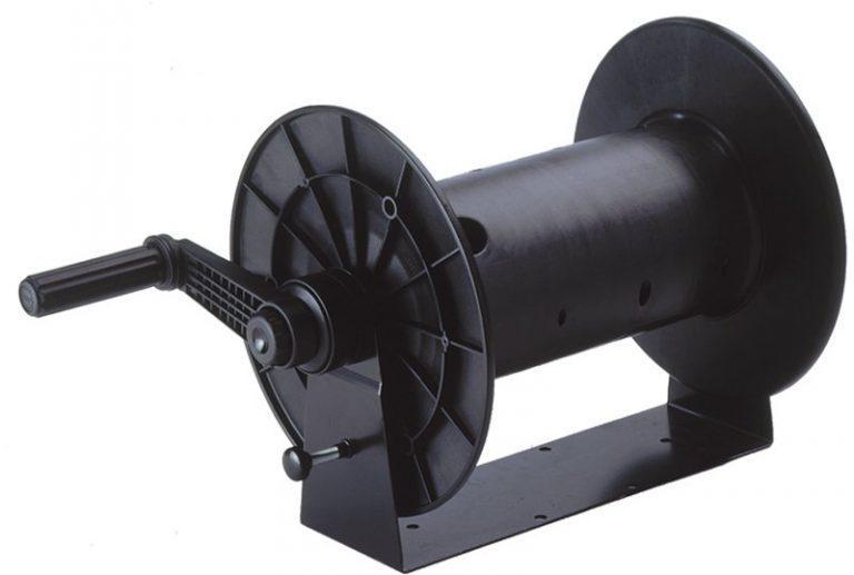 20m Manual Thermoplastic Hose Reel