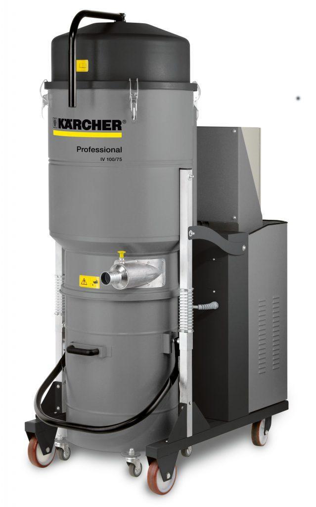 Karcher Iv 100 75 415v Industrial Vacuum Cleaner Hire
