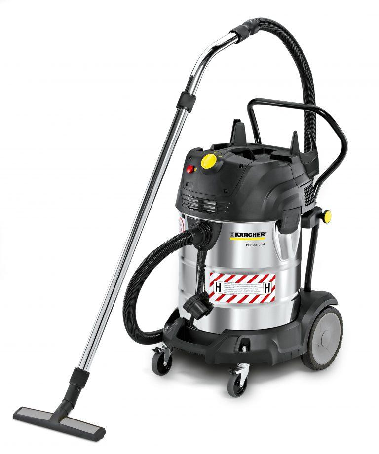 Karcher NT 75/1 Me Ec H Z22 240v Safety Vacuum Cleaner