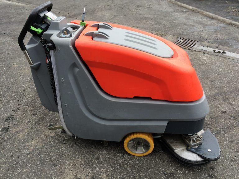 Hako B650/07 Disc (Battery) Pedestrian Floor Scrubber Drier