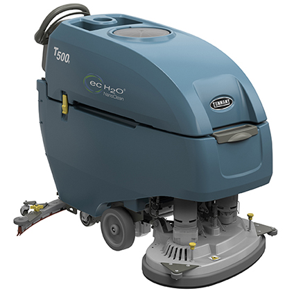 Tennant T500 (Battery) Walk Behind Floor Scrubber Dryer